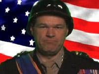 Uwe Boll en Général Patton