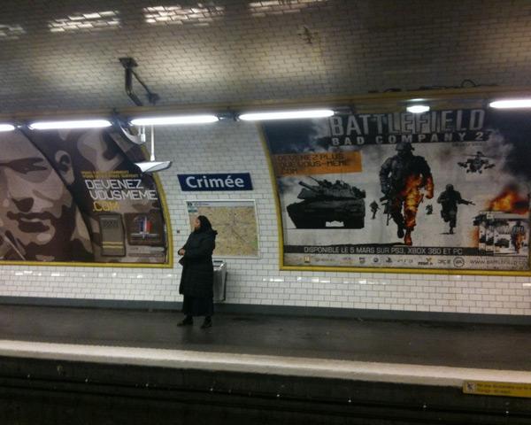 Quand Battlefield Bad Company 2 se moque de l'armée française