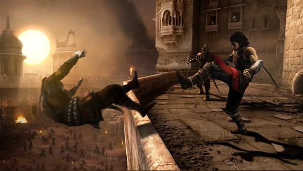 1er vidéo de Prince of Persia : Les Sables Oubliés