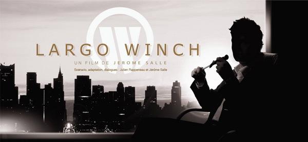 Le film Largo Winch