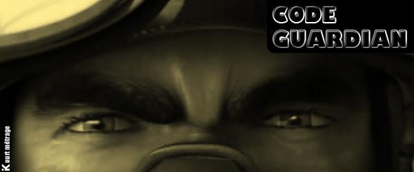 Code Guardian court métrage de marco Spitoni