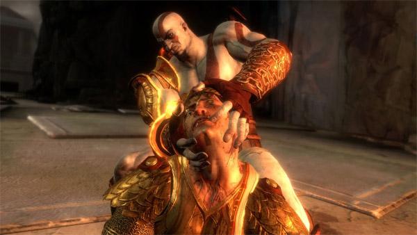 La démo de God of War 3