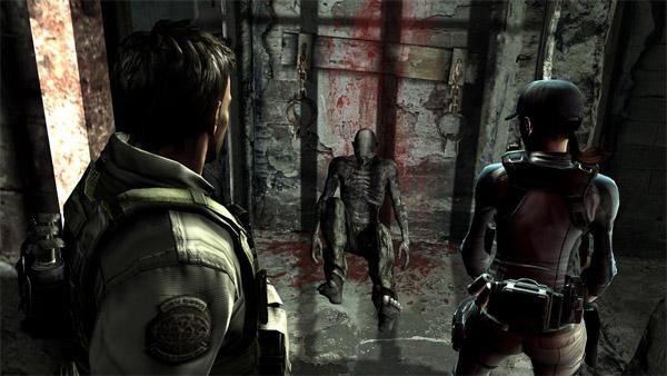 Resident Evil 5 extension perdu dans les cauchemars