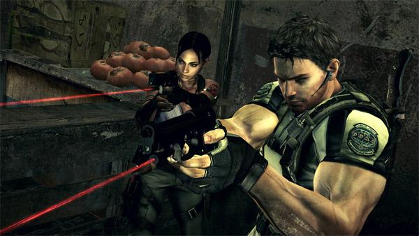 Resident Evil 5 raciste
