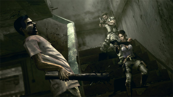 Resident Evil 5 racisme