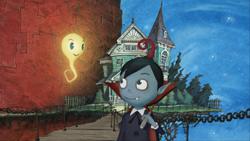 Hipira le petit vampire en anime