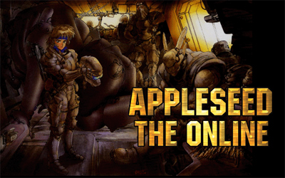 MMORPG pour Appleseed