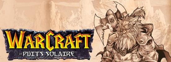 Le manga World of Warcraft