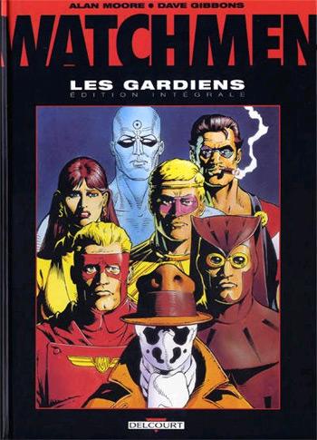 Watchmen, la bd