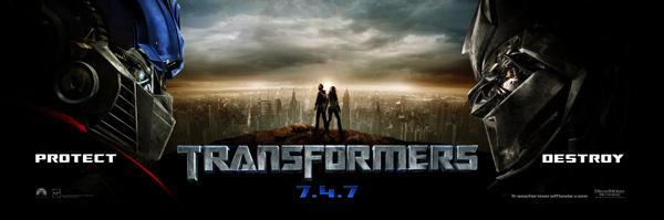 Transformers le film